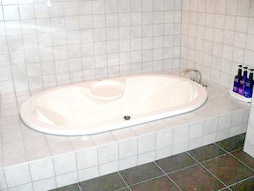 205号室バスルーム