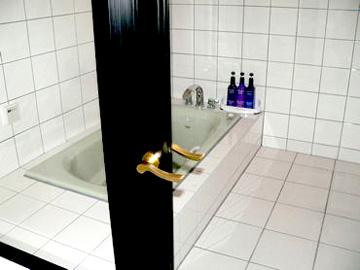 301号室バスルーム