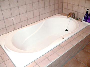 208号室バスルーム