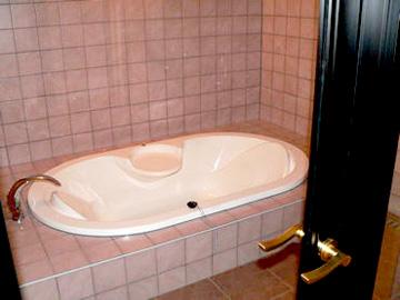 303号室バスルーム